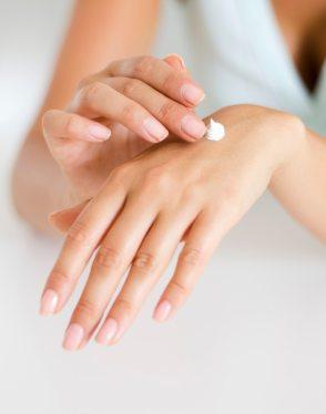 crème pour les mains