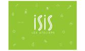 Les ateliers d'Isis