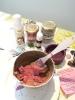 Réalisation du shampooing solide aux plantes ayurvédiques