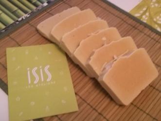 Savon surgras au miel des ateliers d' Isis