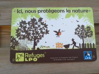 Isis refuge LPO!