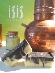 Savons aux huiles bio saponifiées à froid