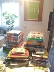 Collecte de livres et jouets pour les enfants hospitalisés du CH Avignon